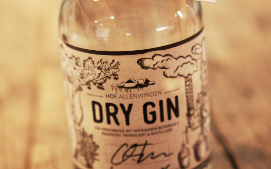 Über 40 Versuche bis die perfekte Gin Rezeptur gefunden wurde…
