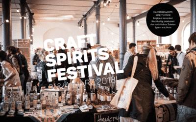 Silber für unseren Dry Gin am Craft Spirit Festival in Berlin!